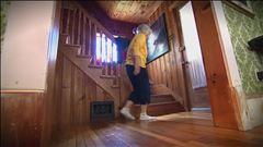 Yolande Marois, toujours active à 87 ans