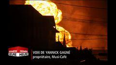 Entrevue avec Yannick Gagné, propriétaire du Musi-Café