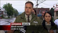Lundi 7h - Conférence de presse de la Sûreté du Québec