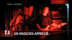 Lundi 11h30 - Un musicien apprécié disparaît dans la tragédie de Lac-Mégantic