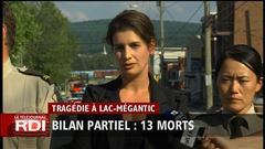Mardi 8 h - Tragédie à Lac-Mégantic - Le résumé de Louis Lemieux