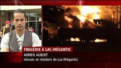 Mardi 10h - Entrevue avec Adrien Aubert, témoin de la tragédie
