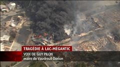 Mardi 10h30 - Le maire de Vaudreuil-Dorion veut limiter la vitesse des trains en milieu urbain