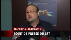 Mardi 11h - Le BST fait le point sur l'enquête