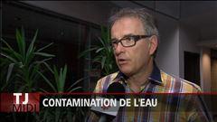 Mardi 11h30 - Contamination de l'eau