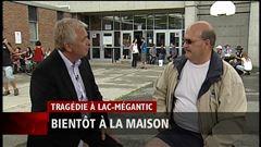 Mardi 16 h - Témoignage de Jacques-Bernard Rodrigue, résident de Lac-Mégantic