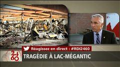 Mardi 19 h - Entrevue de Michel Forget de la Sûreté du Québec