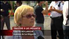 Mercredi 9h - La mairesse de Lac-Mégantic restera digne devant le PDG de l'entreprise de chemin de fer