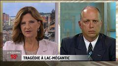 Mercredi 18 h - Entrevue avec Stéphane Bergeron, ministre de la Sécurité publique du Québec