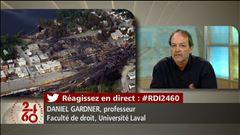 Mercredi 19 h - Entrevue de Daniel Gardner, professeur à la Faculté de droit de l'Université Laval