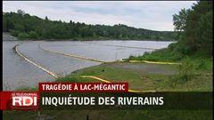 Jeudi 8h - Inquiétude des riverains