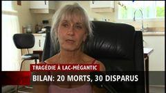 Jeudi 10h - Margo Boulet a perdu une soeur dans l'incendie