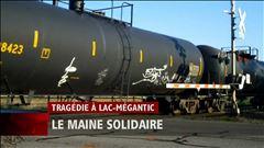 Jeudi 10h - Le Maine solidaire avec la population du Lac-Mégantic