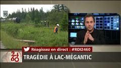 Jeudi 20 h - Entrevue de Pierre-Luc Sévigny, ancien chef de train