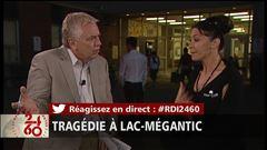 Jeudi 19h - Entrevue avec Karine Blanchette et Caroline Mercier, responsables des vigiles à Lac-Mégantic et à Trois-Rivières