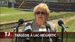 Tragédie à Lac-Mégantic