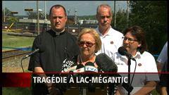 Lundi 15 h - Point de presse des autorités civiles de Lac-Mégantic
