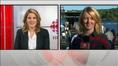 Jeux du Canada : Misteur Valaire et des feux d'artifice en vedette aux cérémonies de fermeture