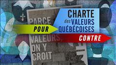 Pour ou contre la charte des valeurs