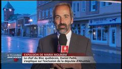 Entrevue de Daniel Paillé