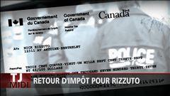 Alain Gravel explique le retour d'impôt accordé à Nick Rizzuto