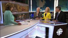 Le débat de Daniel Lessard, Tasha Kheiriddin et Michel Venne