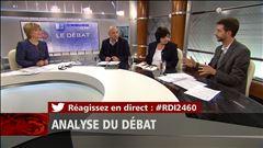 L'analyse du débat entre les aspirants maires de Montréal à l'émission 24/60