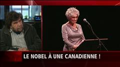 Entrevue avec le critique littéraire Robert Lévesque