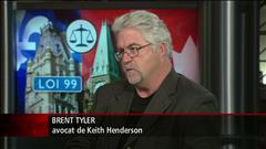 Entrevue avec Brent Tyler, avocat de Keith Henderson