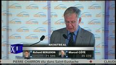 Discours de Marcel Côté