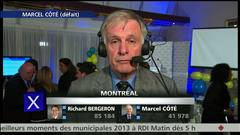 Entrevue avec Marcel Côté