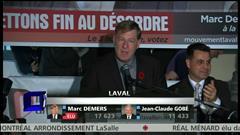 Discours de Marc Demers