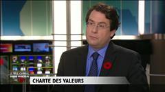 Entrevue avec le ministre Bernard Drainville