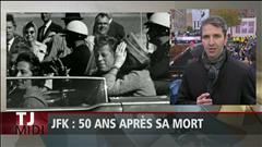 JFK : 50 ans après sa mort