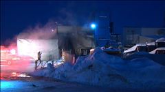 Accident de travail chez Sablage industriel de Saguenay