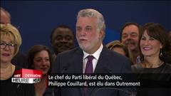 Discours de Philippe Couillard