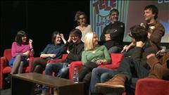 Discussion autour du Grand rendez-vous télé <i> Série noire</i>