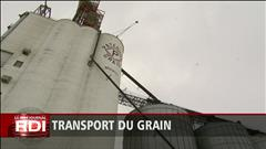 Transport du grain