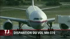 Disparition du vol MH-370