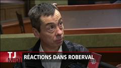 Réactions dans Roberval