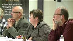 Des maires du nord-est de la province veulent se faire entendre des candidats