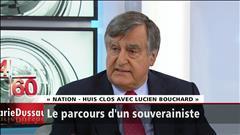 Entrevue avec Lucien Bouchard - La démarche du film