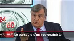 Entrevue avec Lucien Bouchard - Le souverainiste