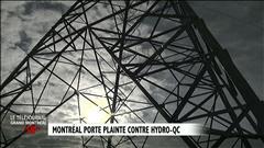 Montréal porte plainte contre Hydro-Québec
