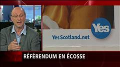 Les partisans de l'indépendance gagnent du terrain en Écosse