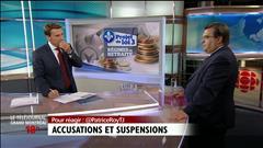 Le maire de Montréal réagit au dépôt d'accusations criminelles contre 44 employés