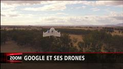 Google s'intéresse à la livraison de colis par drone