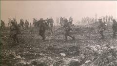 14-18 et moi : Marc George souligne l'importance de la contribution des Canadiens durant la Première Guerre mondiale