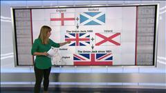 D'où vient le drapeau du Royaume-Uni?