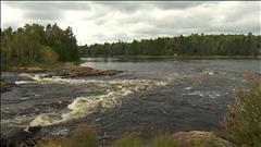 Le niveau d'eau des lacs monte à Sudbury